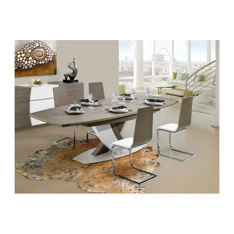 versa exclusive extending dining table dining tables