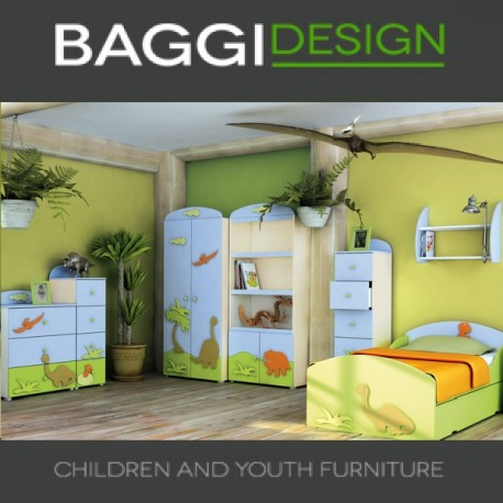 dinosaur bedroom. Dinosaur  bedroom starter set Furniture by room Sena Home
