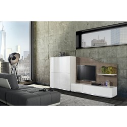 Elegante - lacquer wall set