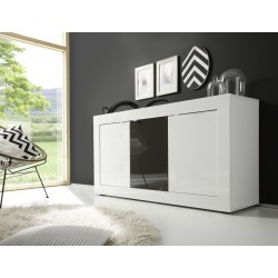 Dolcevita- 3 door gloss sideboard