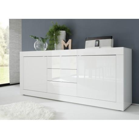 Dolcevita II-white gloss sideboard