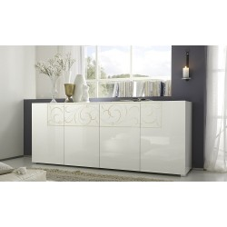 Padua sideboard with decorative ornaments