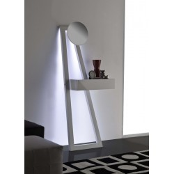 Metri -luxury console table with LED light