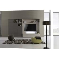 Metri luxury lacquer wall set