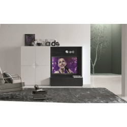Metri II - luxury lacquer wall set