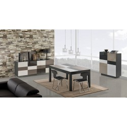 Tem 200 - luxury high gloss sideboard