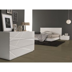 Rika luxury chest of drawers