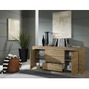 Milano-oiled oak sideboard