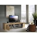 Milano - oiled oak TV Stand