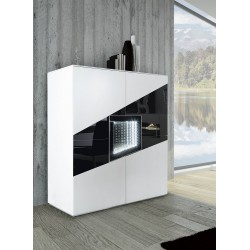 Teknica - luxury highboard with modern lighting system