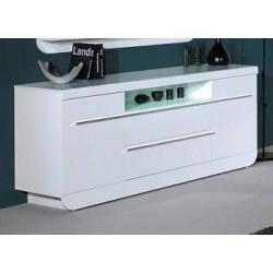 Modo -white gloss sideboard