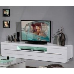Modo -white gloss TV Stand