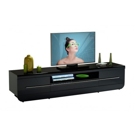 Modo -black gloss TV Stand