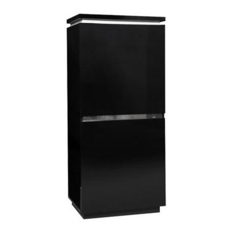 Orde -black gloss storage unit