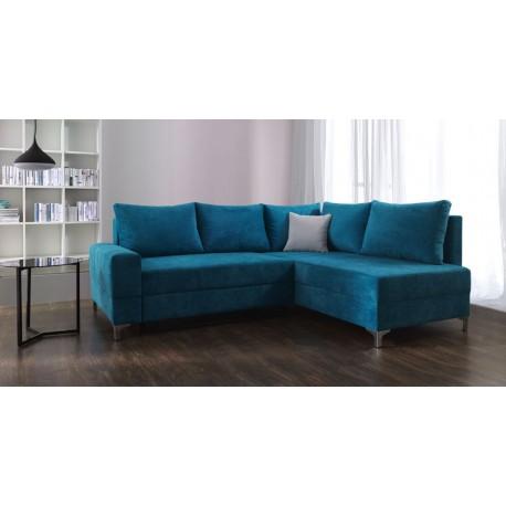 Leon Modern corner sofa Bed Sofas Sena Home Furniture