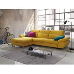Reggio-Modern corner sofa Bed
