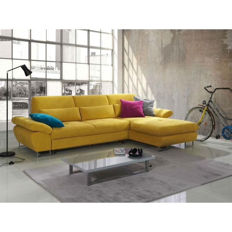 Reggio-Modern corner sofa Bed - Sofas - Sena Home Furniture