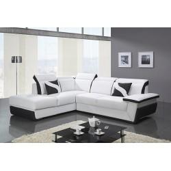 Lugo-Modern corner sofa Bed