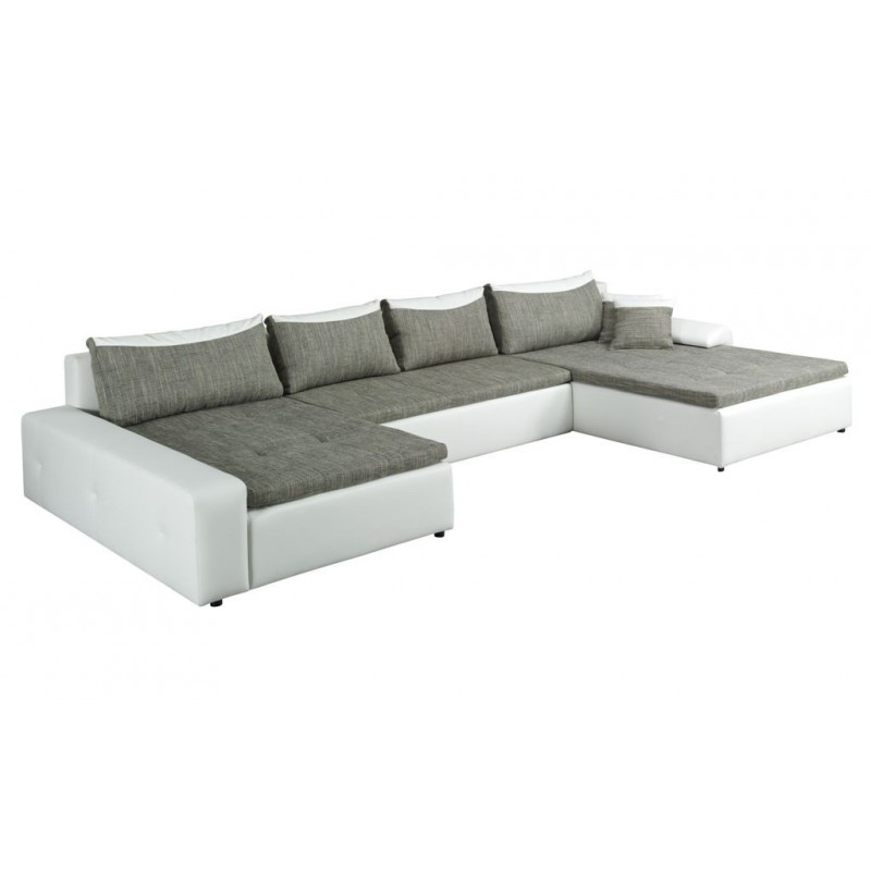London modern u shape sofa bed sofas sena home furniture for Modern furniture london