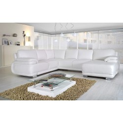 Davos V-Modern Large U shape sofa Bed