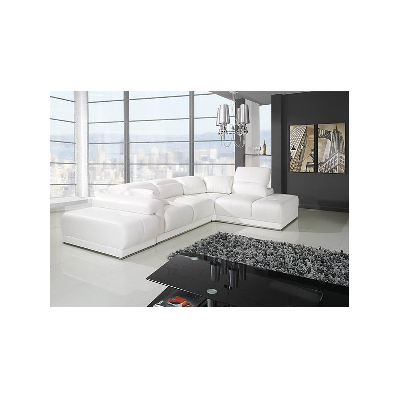 Corner Sofa Bed Contemporary: Asto I-Modern Corner Sofa Bed