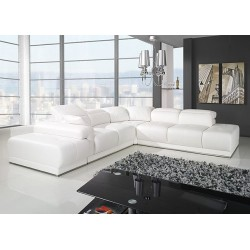 Asto IV-Modern corner sofa Bed