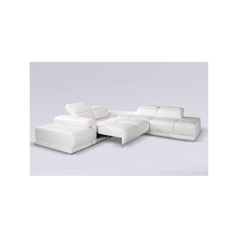 Corner Sofa Bed Contemporary: Asto IV-Modern Corner Sofa Bed