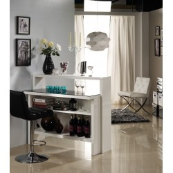 Avanti VI- high gloss  bar table