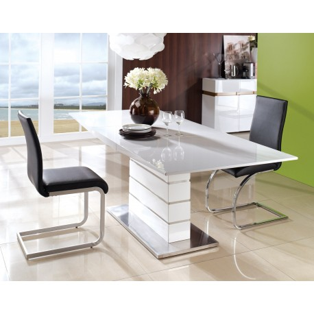Clara - extendable dining table