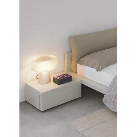 Meri - luxury Italian bedside cabinet