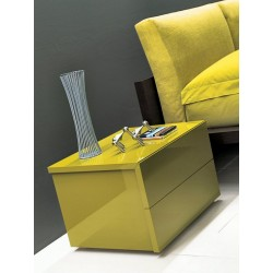 Angelo - luxury Italian bedside cabinet
