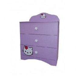 Kitty - chest of 3 drawers