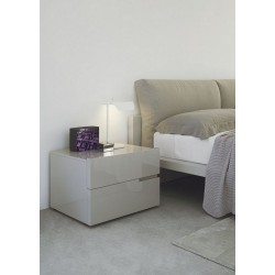 Gloria - luxury Italian bedside cabinet