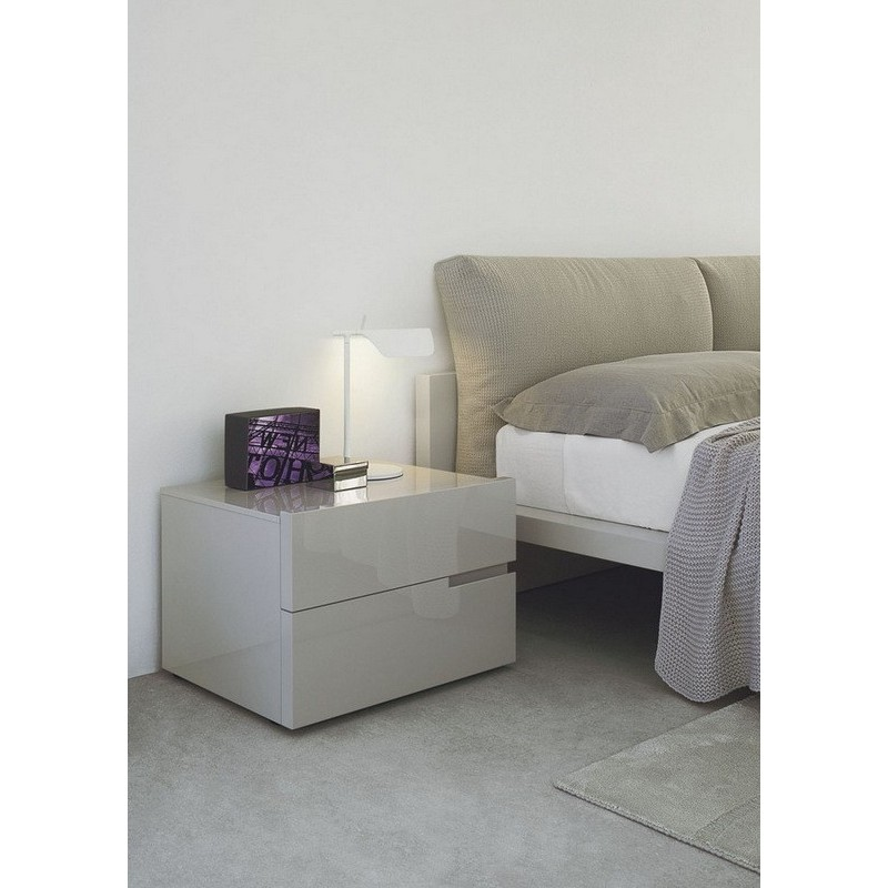 Gloria Luxury Italian Bedside Cabinet Fast Delivery Bedside Tables Sena Home Furniture