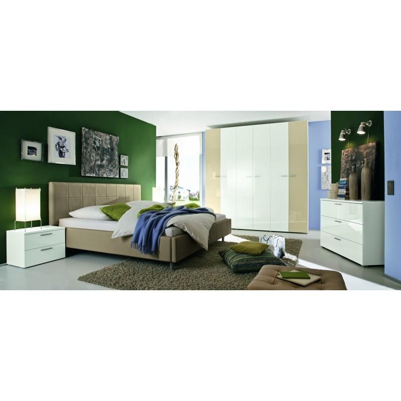 Smart Bedroom Furniture Smart Gloss Modern Designed