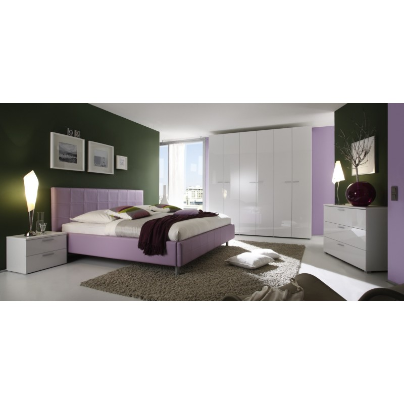 smart gloss modern designed bedroom furniture bedroom