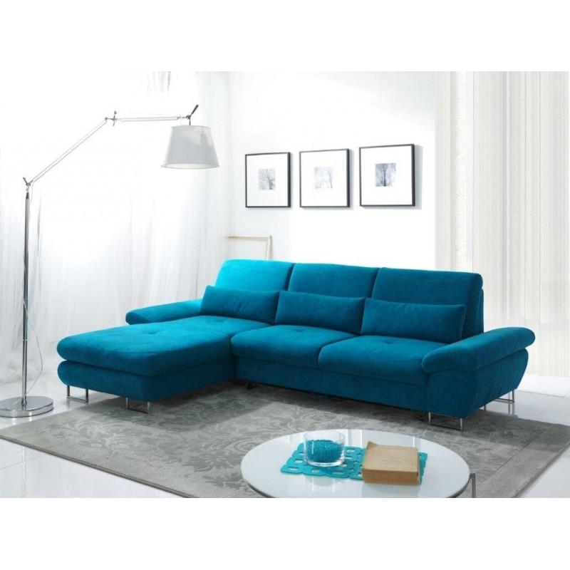 Modern Sofa Bed: Reggio-Modern Corner Sofa Bed