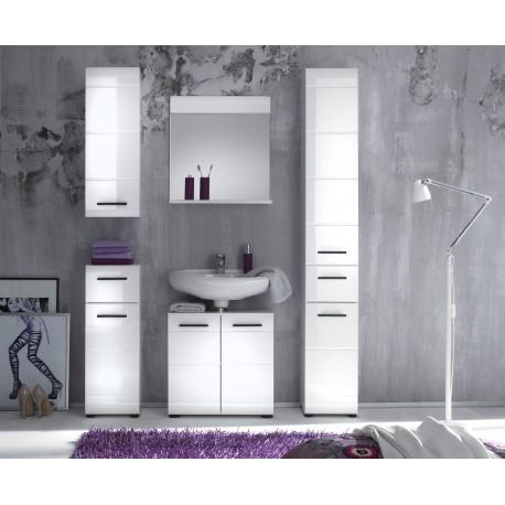 Illusion I - high gloss bathroom set