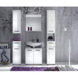 Illusion II  - high gloss bathroom set