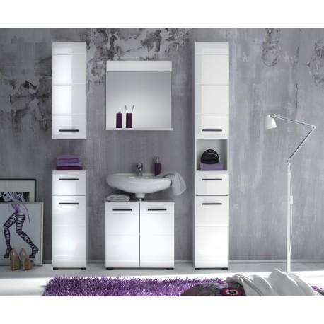 Illusion II - high gloss bathroom set