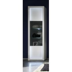 Iluminati II -  gloss display cabinet with LED lights