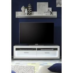 Iluminati II -  gloss TV unit with LED lights