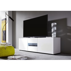 Imola II- lacquer TV Stand with LED lights