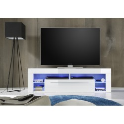 Score  - High Gloss TV Unit with LED lights