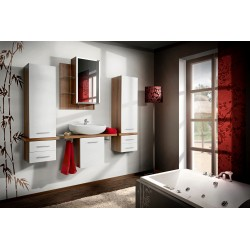 Carmen - modern bathroom furniture