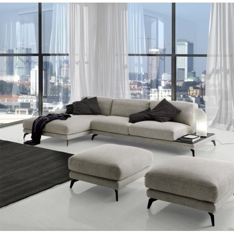 Enjoy - Italian L shape sofa