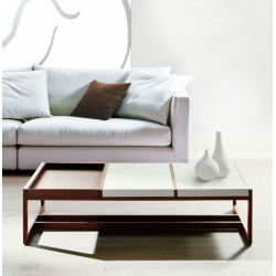 Domino II -bespoke lacquer coffee table