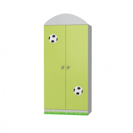 Football - 2 door wardrobe