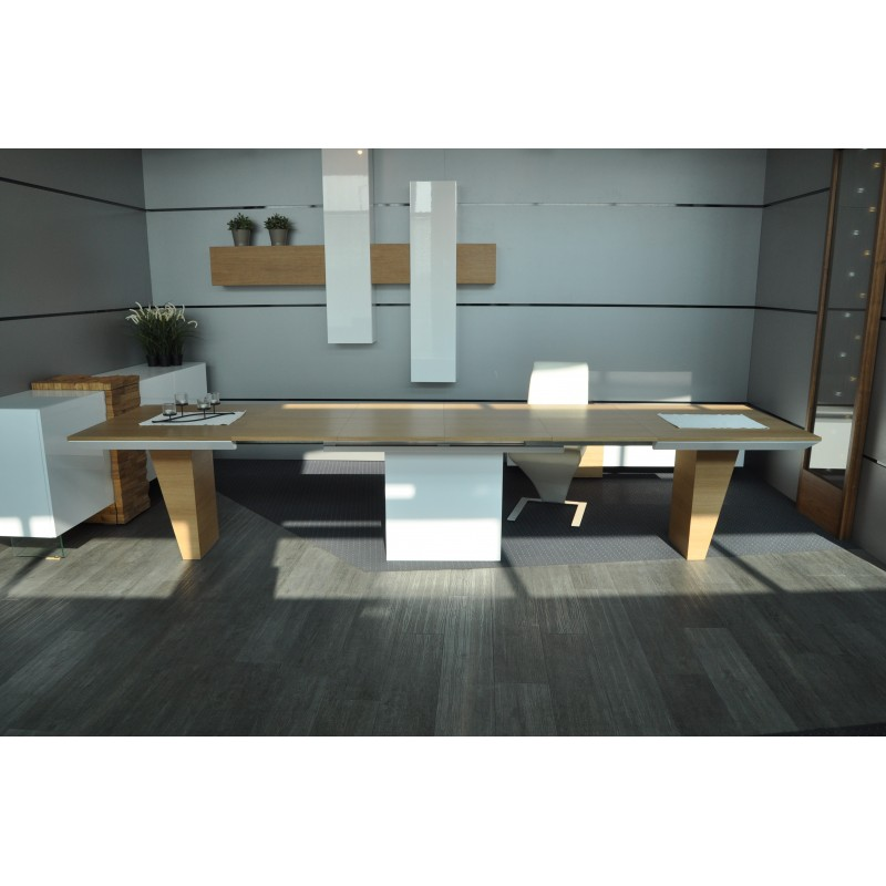 Impact Large Extending Dining Table Dining Tables