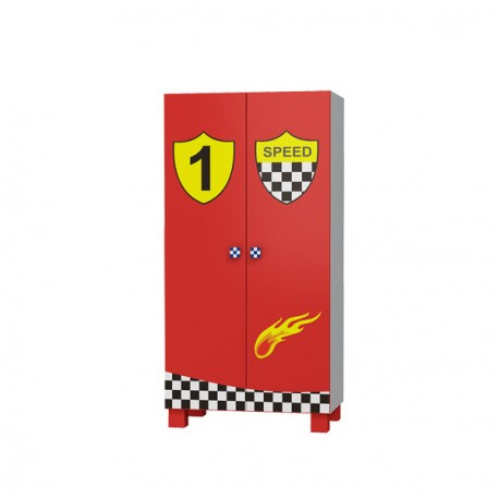 Super Speed - 2 door wardrobe